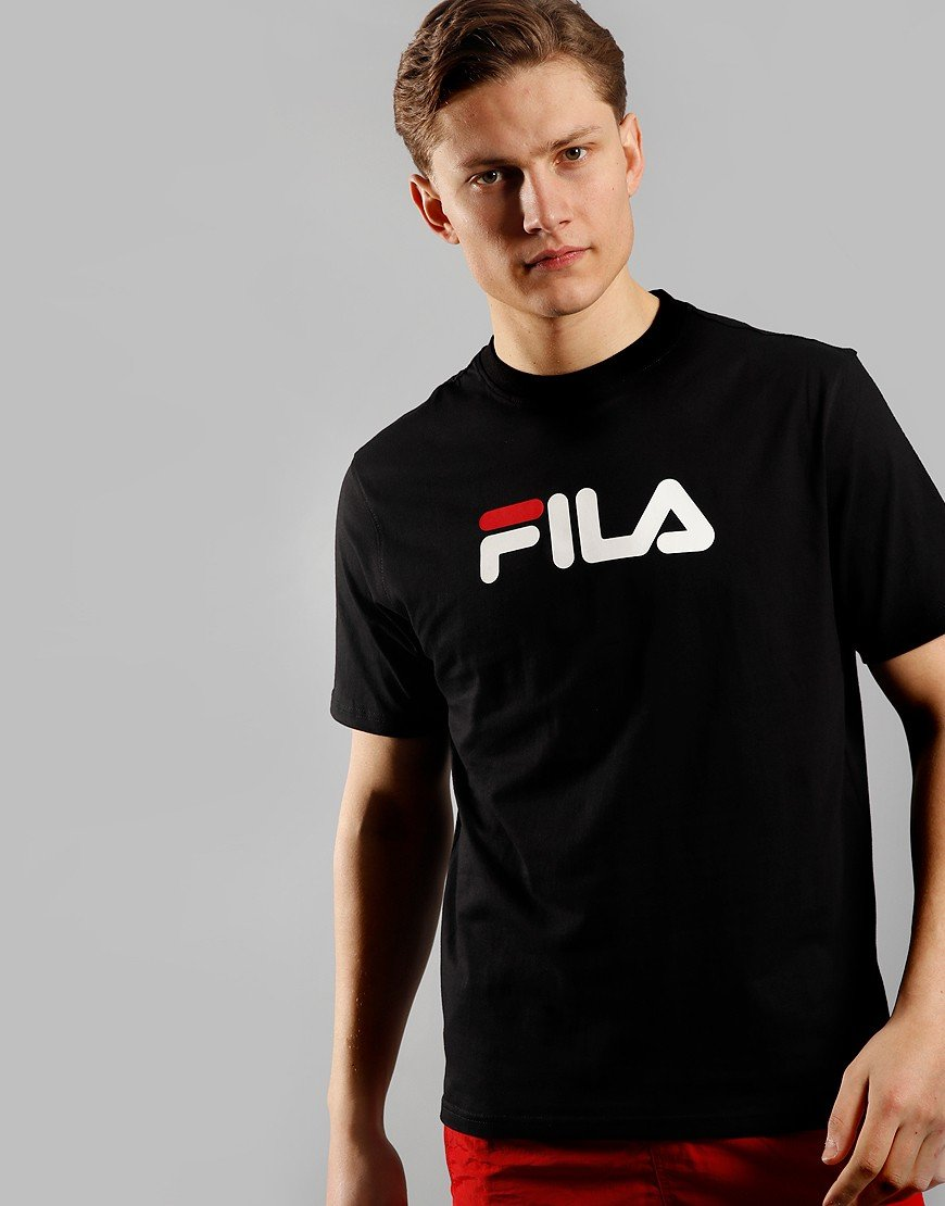 FILA Vintage Eagle T-Shirt Black