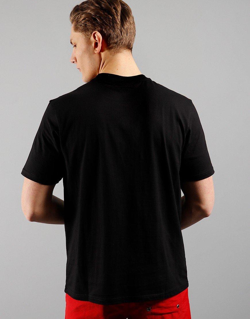 FILA Vintage Eagle T-Shirt Black