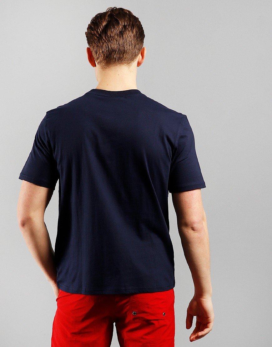 FILA Vintage Jack T-Shirt Peacoat