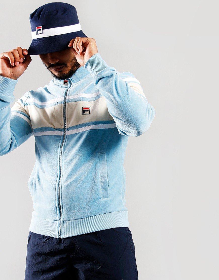 Fila Vintage Slane Jacket Air Blue