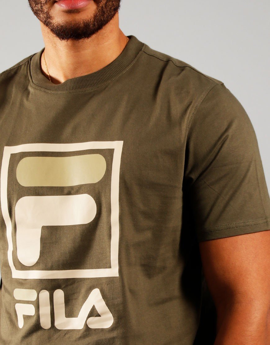 FILA Vintage Jack T-Shirt Kalamata