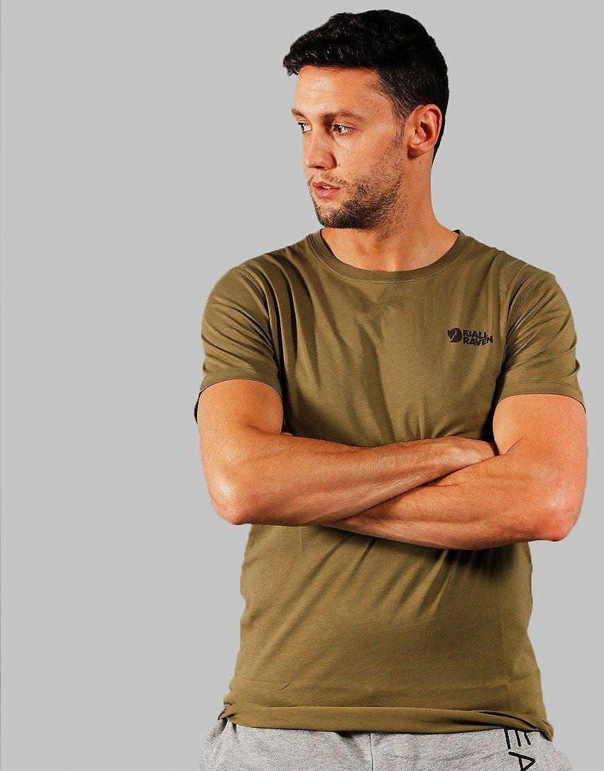 Fjallraven Tornetrask T-Shirt Green