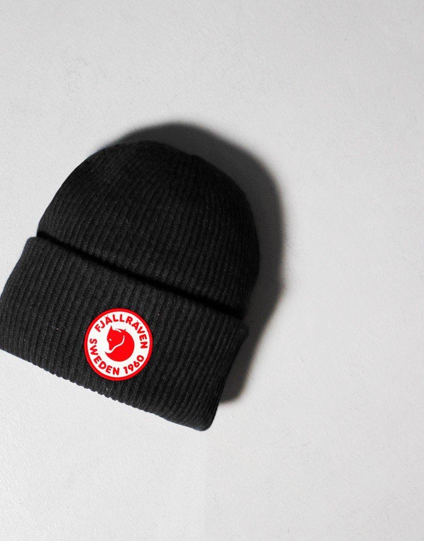 Fjällräven 1960 Hat Black