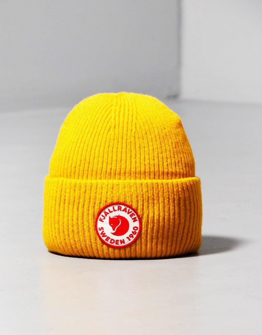 Fjällräven 1960 Hat Mustard