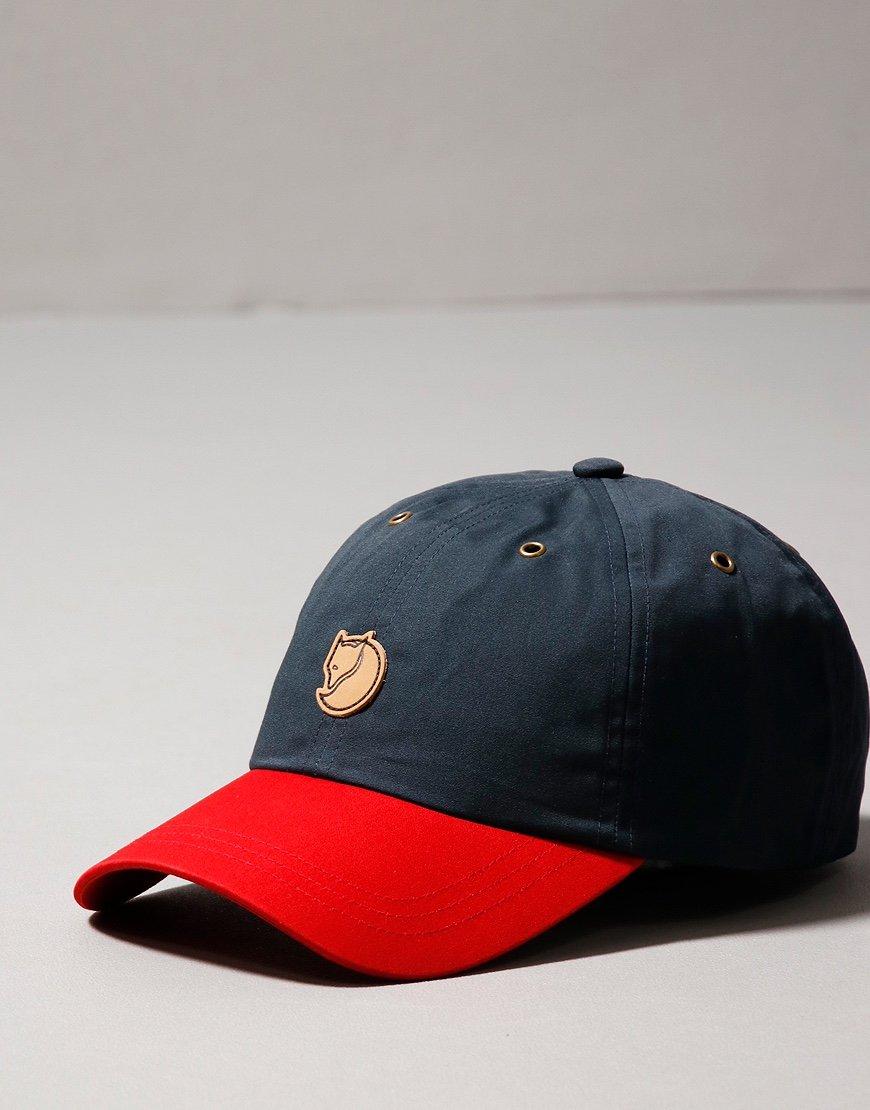 Fjällräven Helags Cap Dark Navy/Lava