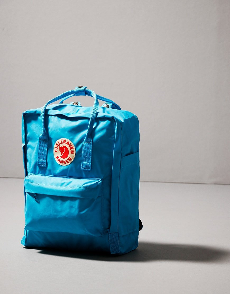 Fjällräven Kånken Backpack Deep Turquoise