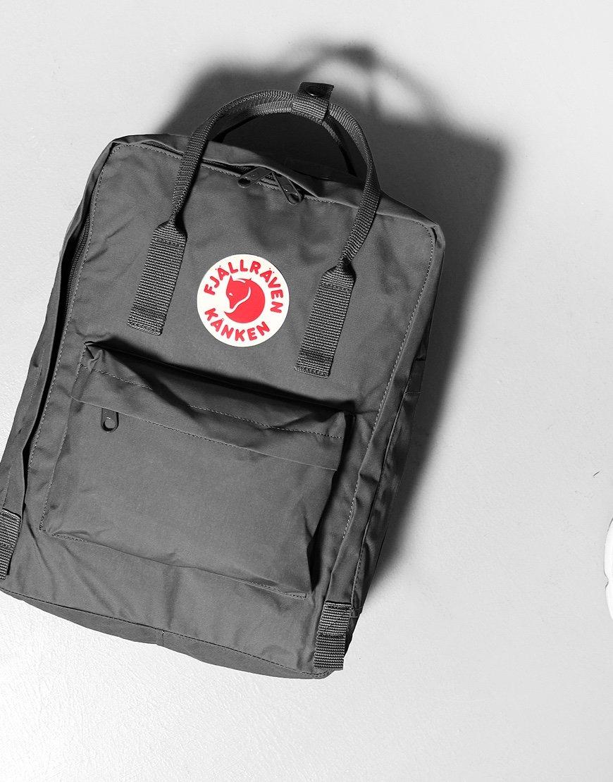 Fjällräven   Kånken Backpack Super Grey