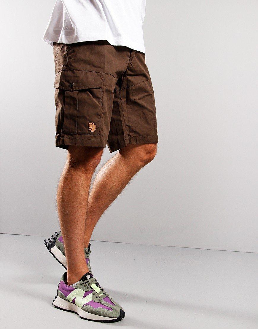Fjällräven Karl Pro Cargo Shorts Dark Olive
