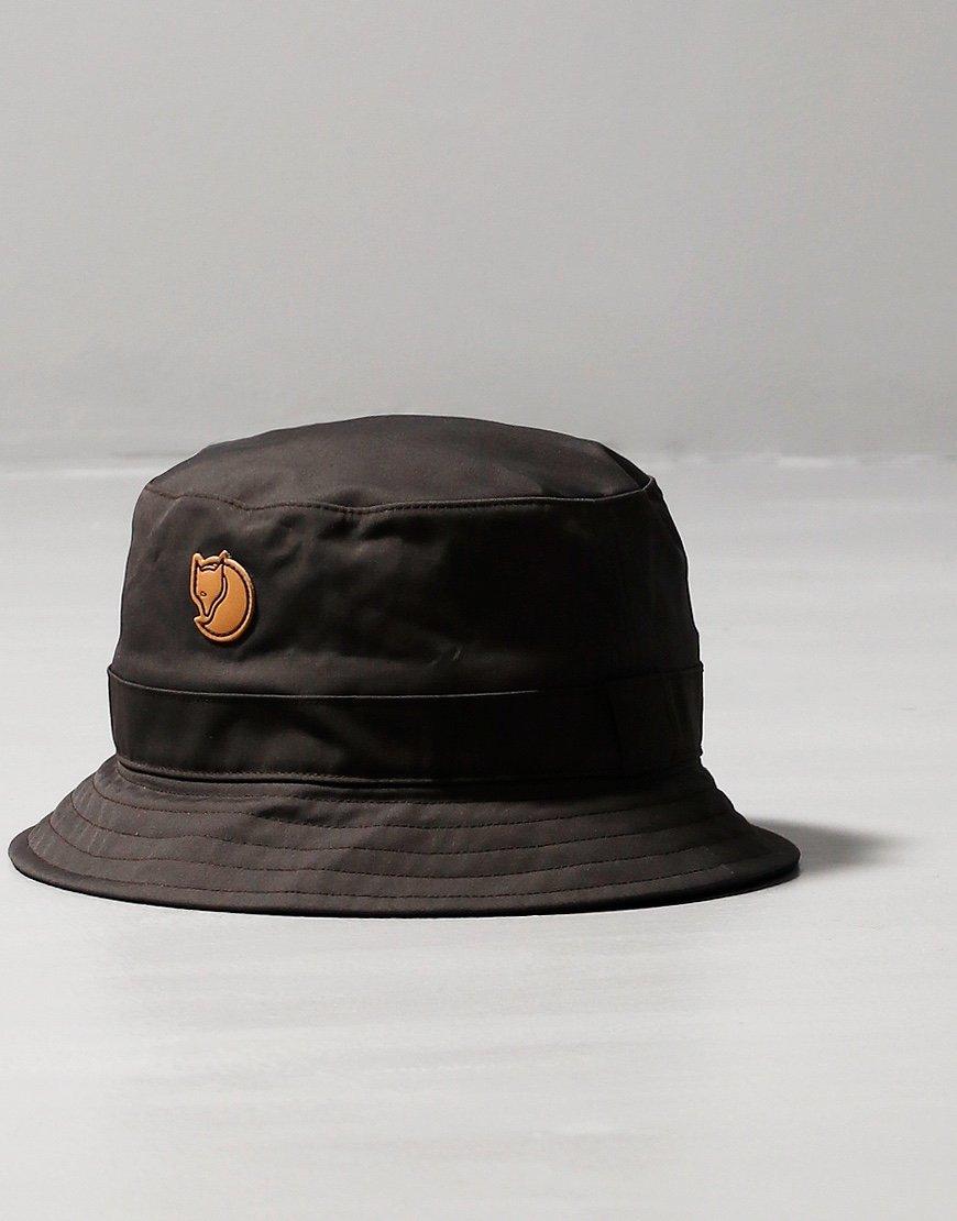 Fjällräven Kiruna Bucket Hat Dark Grey