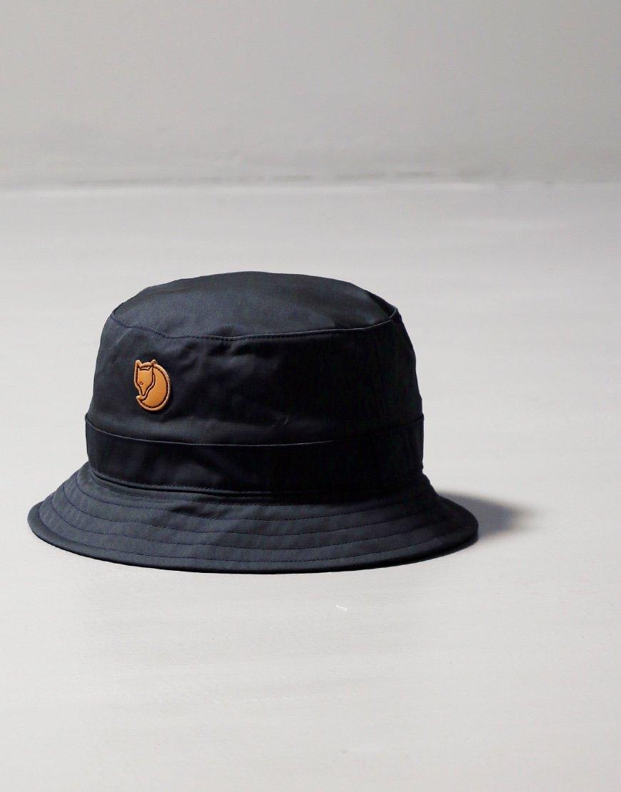 Fjällräven Kiruna Bucket Hat Dark Navy