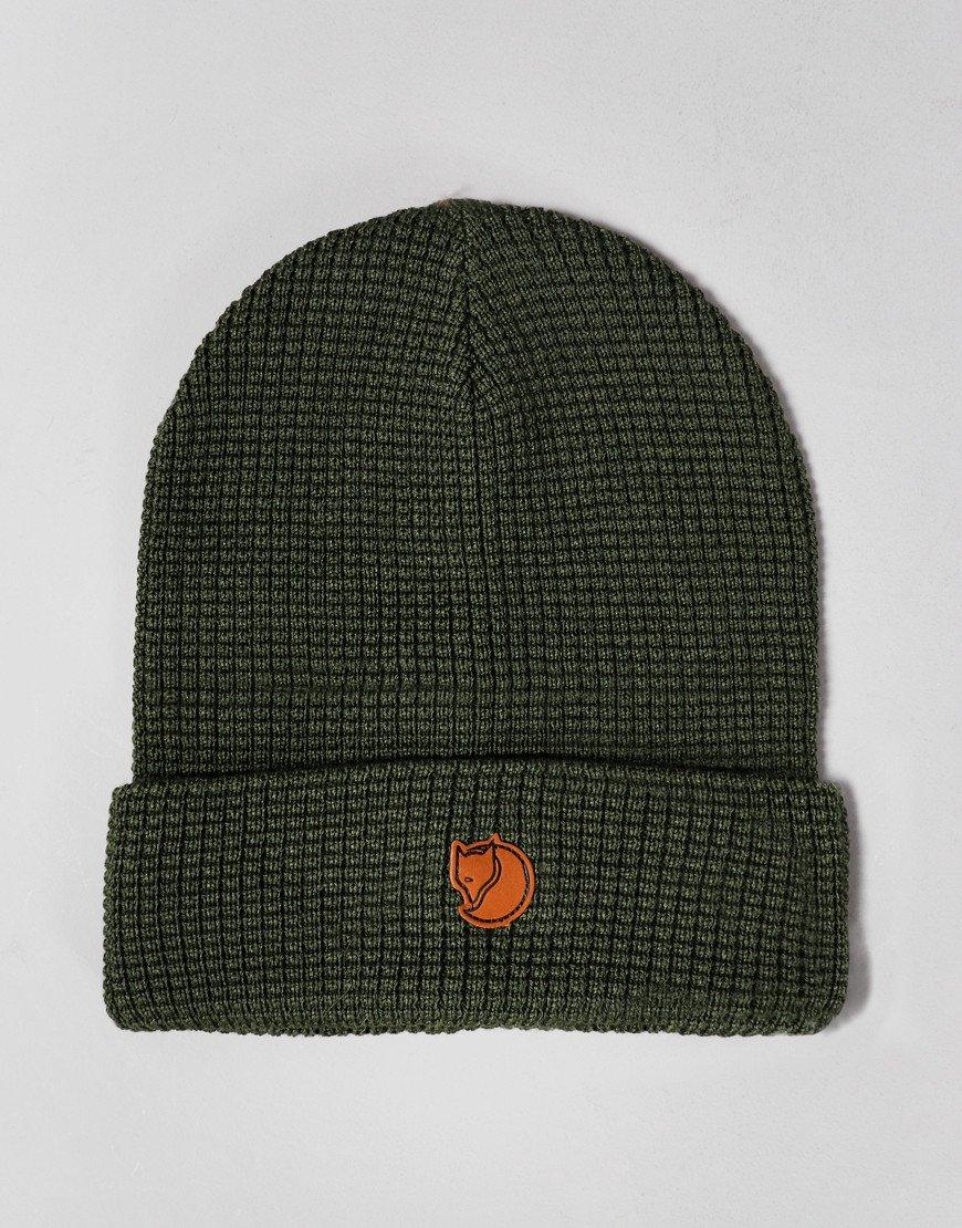 Fjällräven Merino Wool Hat Laurel Green
