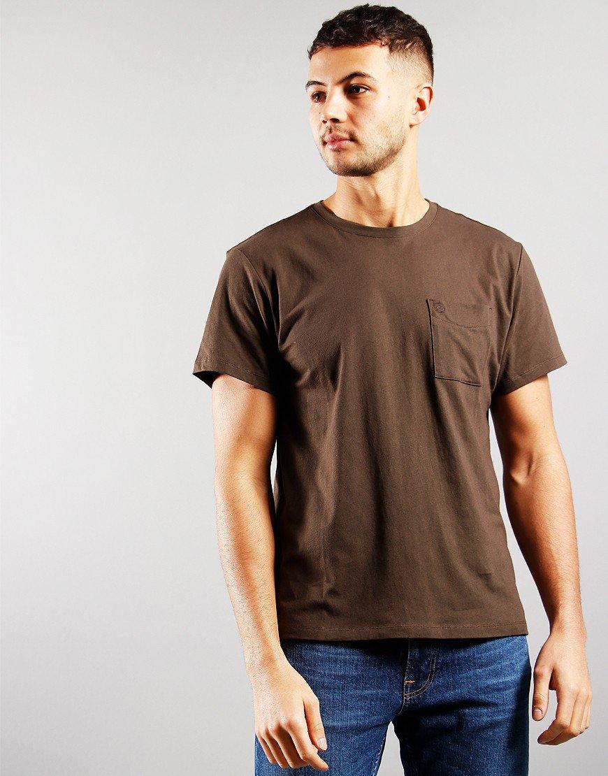 Fjällräven Ovik T-Shirt  Dark Olive