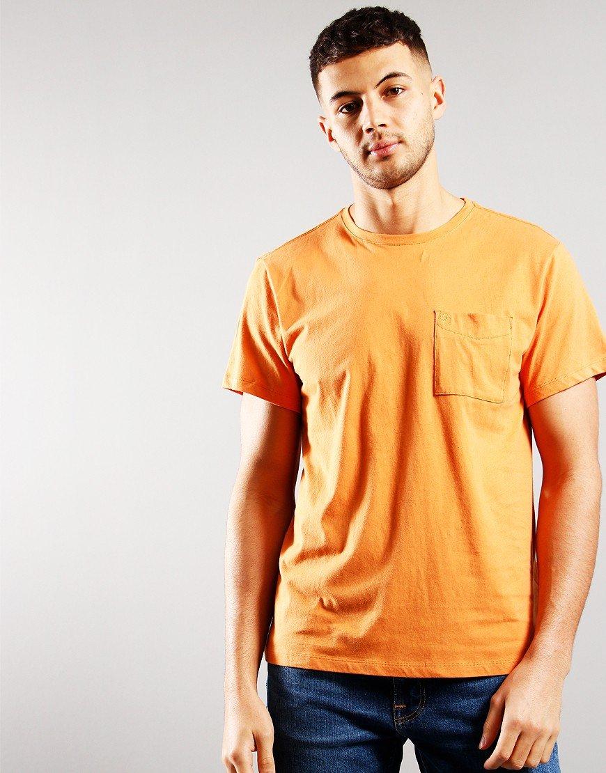 Fjällräven Övik T-Shirt  Spicy Orange