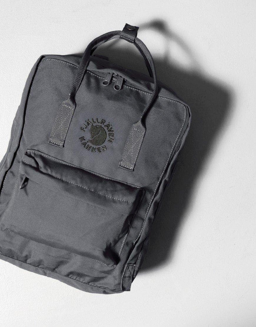 Fjällräven Re-Kanken Backpack Slate