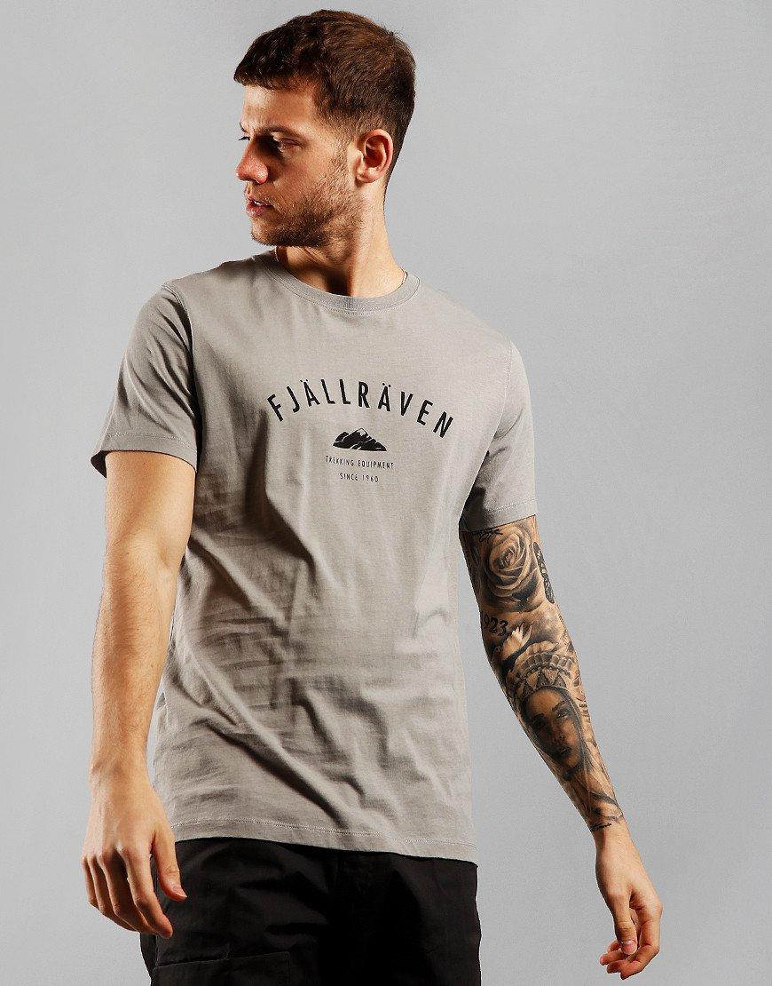 Fjällräven Trekking Equipment T-Shirt Shark Grey