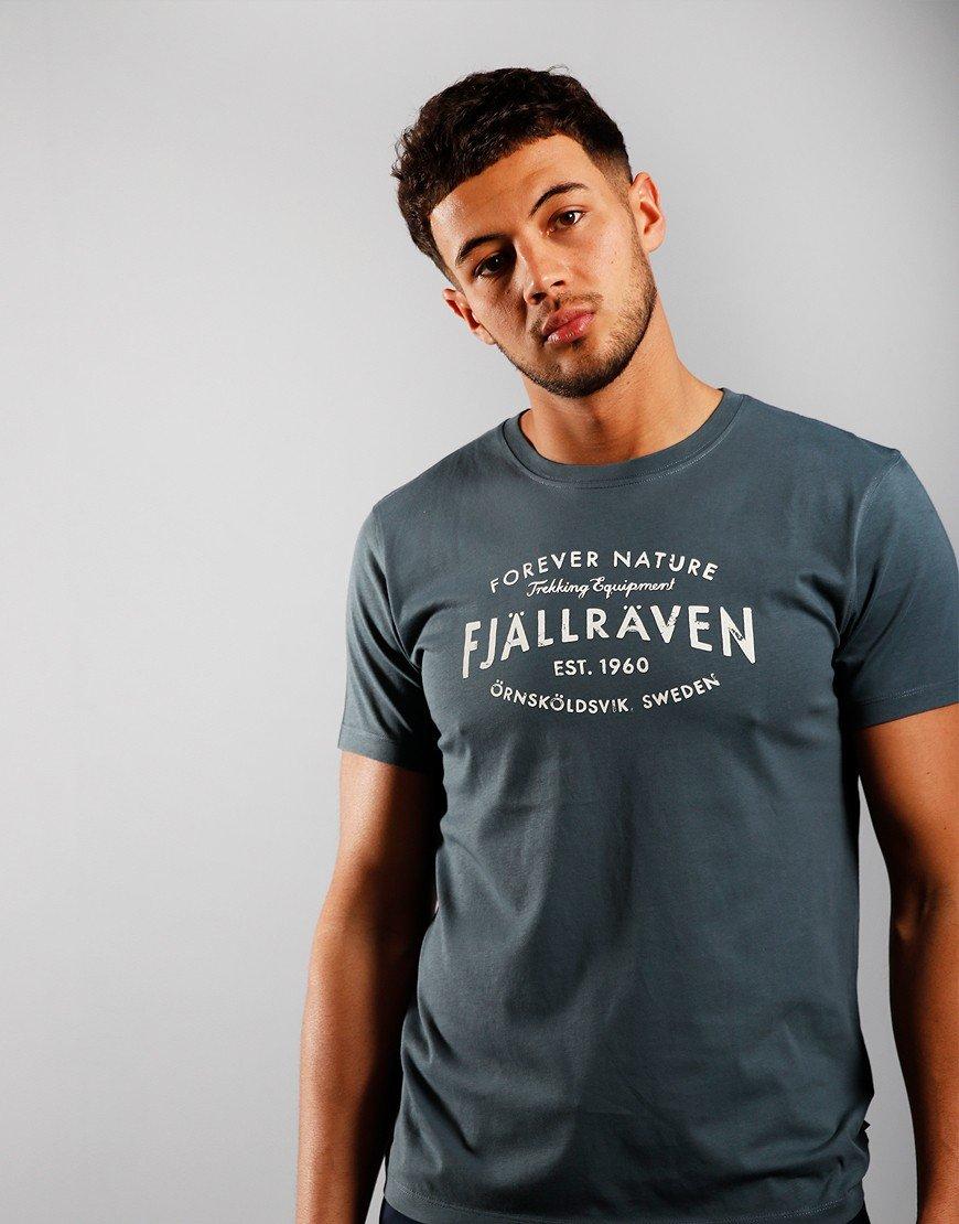 Fjallraven Est 1960 T-shirt Dusk
