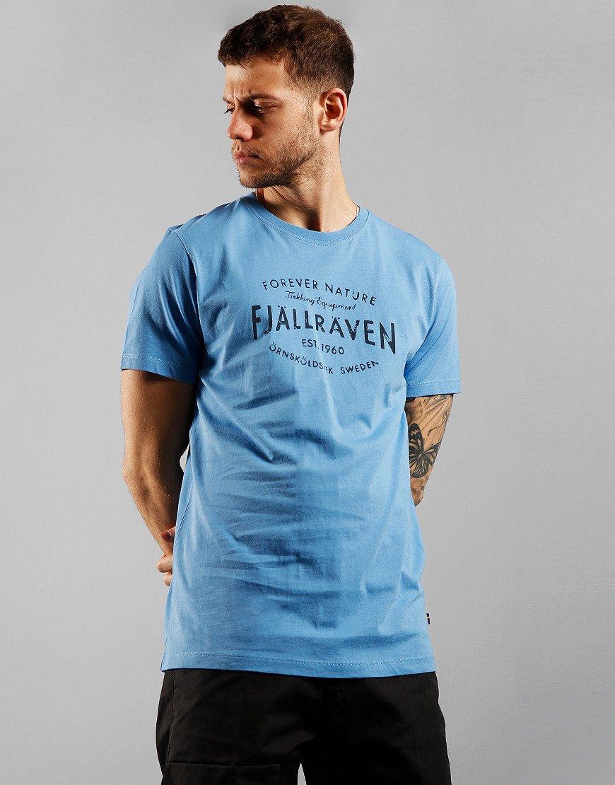 Fjällräven EST 1960 T-Shirt River Blue