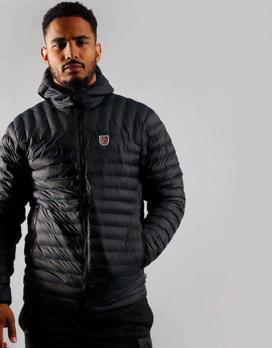 Fjällräven Expedition Lätt Hooded Jacket Black
