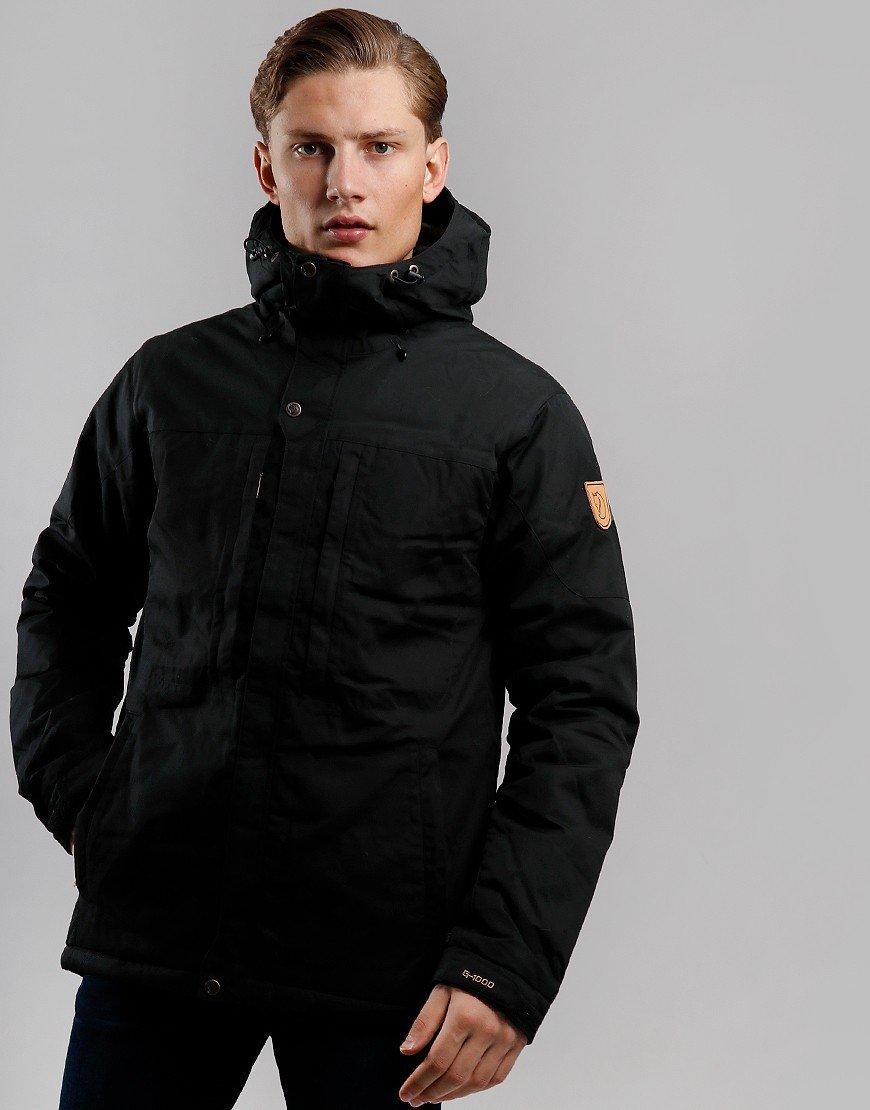 Fjällräven Skogso Padded Jacket Black