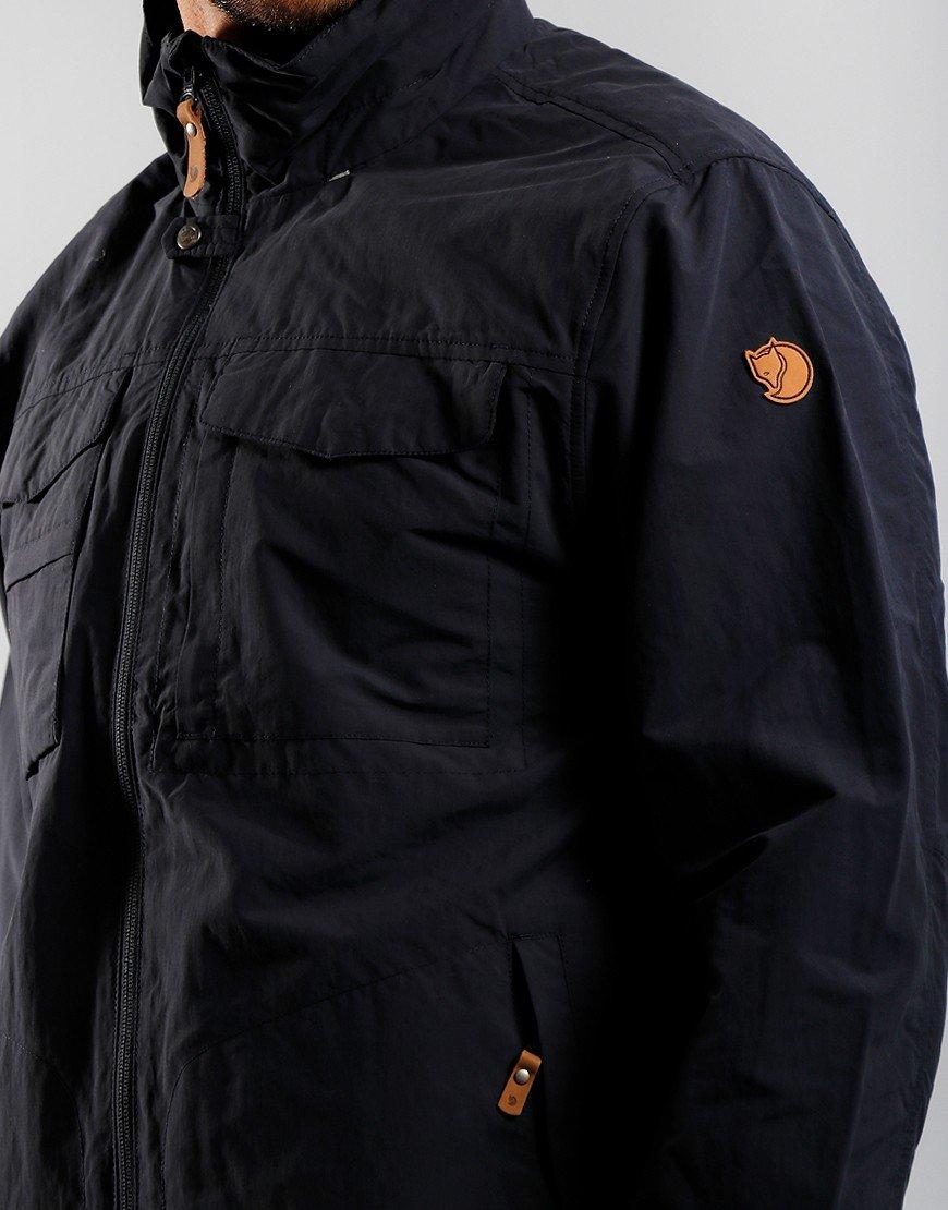 Fjallraven Trav MT Jacket Dark Navy