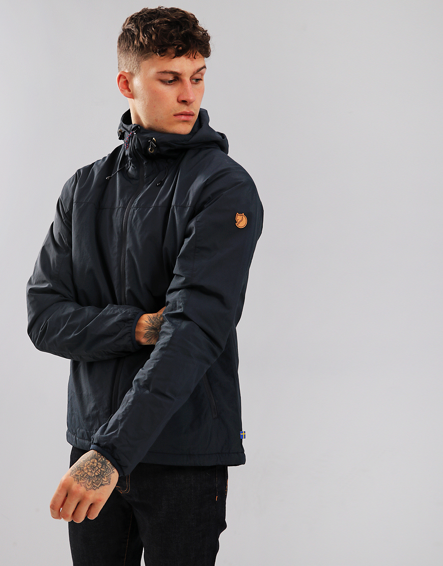 Fjällräven High Coast Padded Jacket  Navy