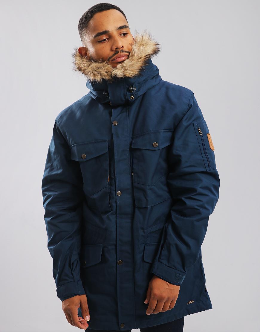Fjällräven Singi Winter Jacket Storm
