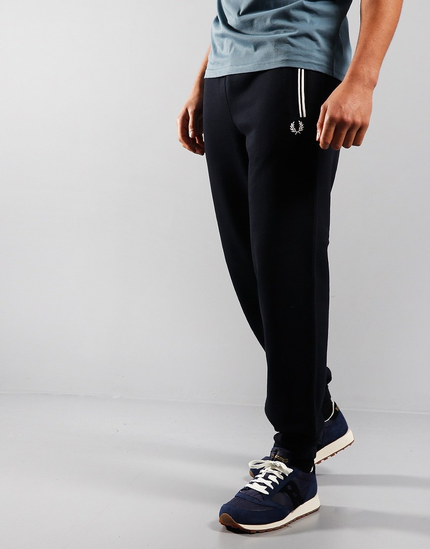 Fred Perry Loopback Sweatpants Navy