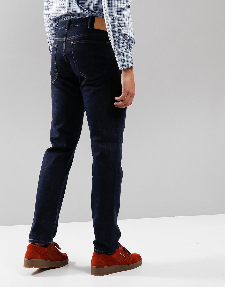 GANT Regular Fit Jeans Dark Blue