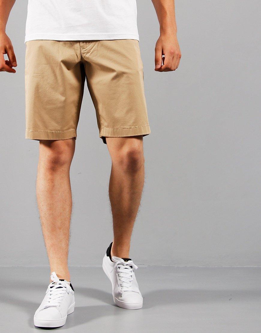 GANT Twill Chino Shorts   Dark Khaki