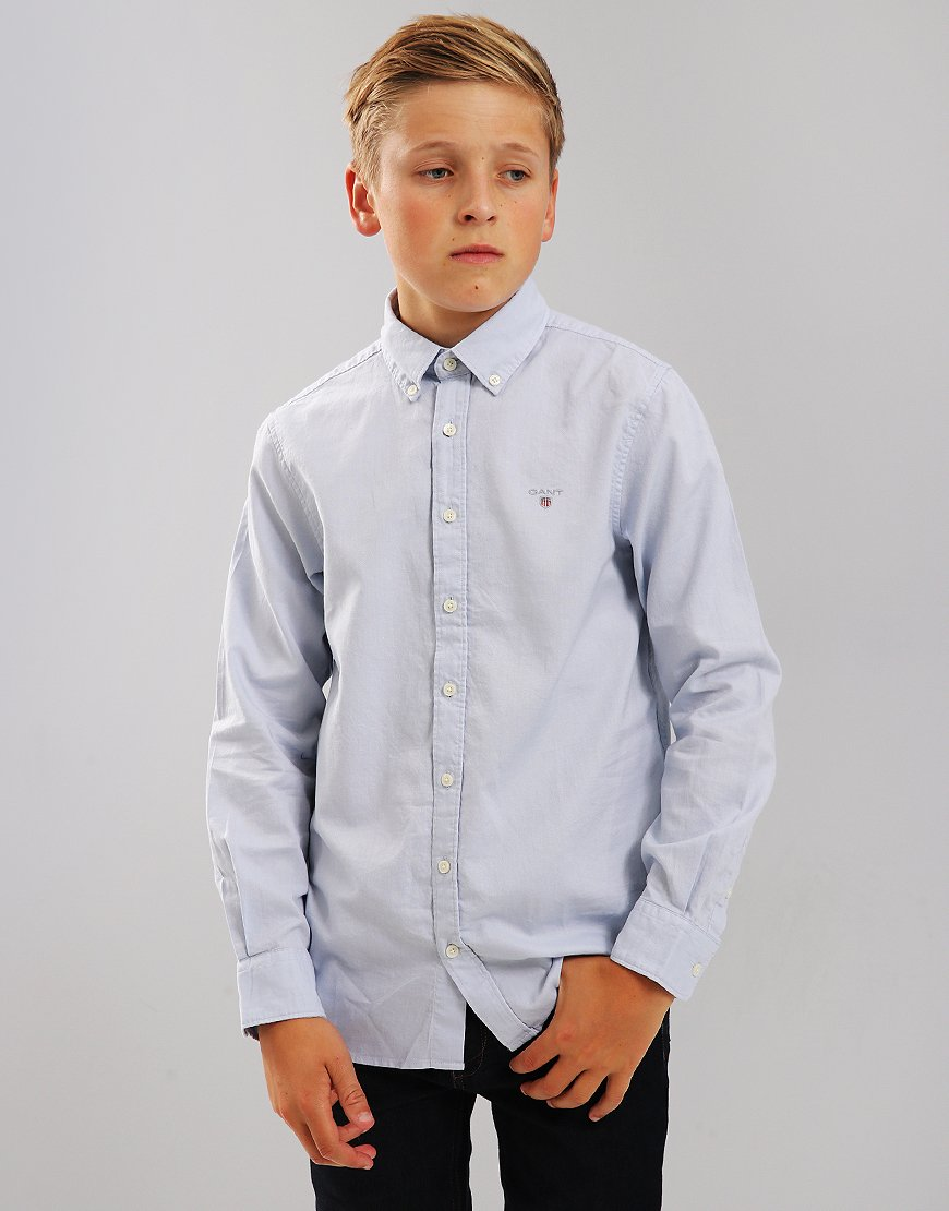 Gant Kids Archive Oxford Shirt Hamptons Blue