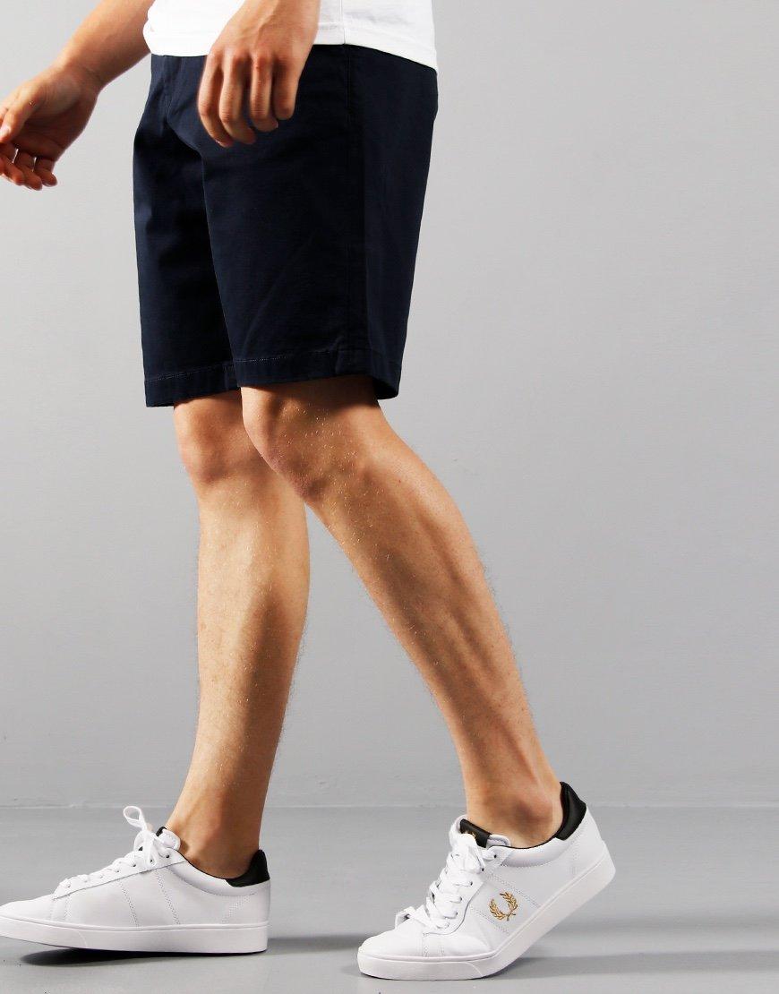 GANT Twill Chino Shorts   Marine
