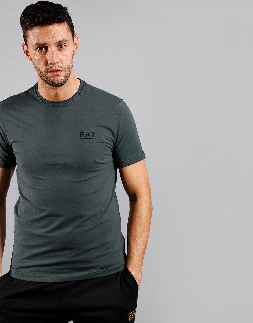 EA7 Back Tape T-Shirt Urban Chic
