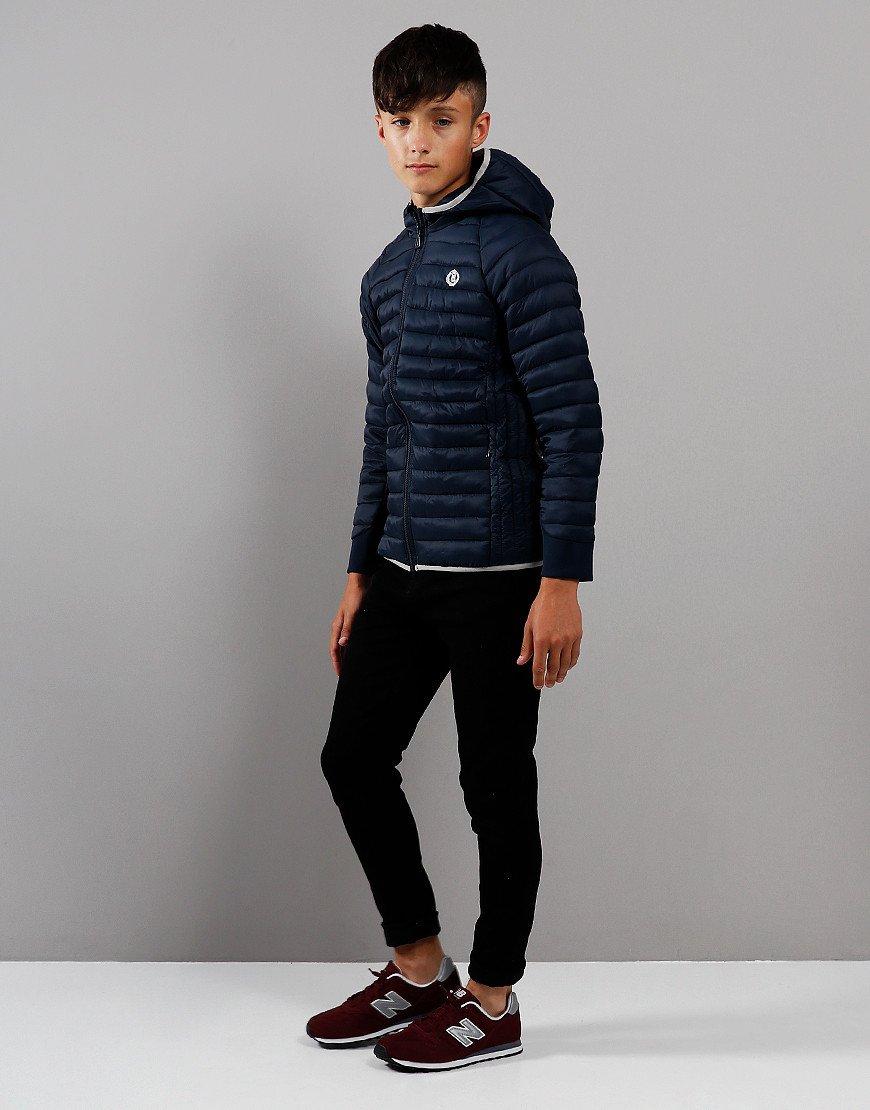 Henri Lloyd Junior Stockton Jacket Navy Blazer