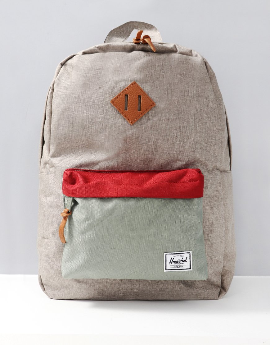 Herschel Heritage Backpack Light Khaki