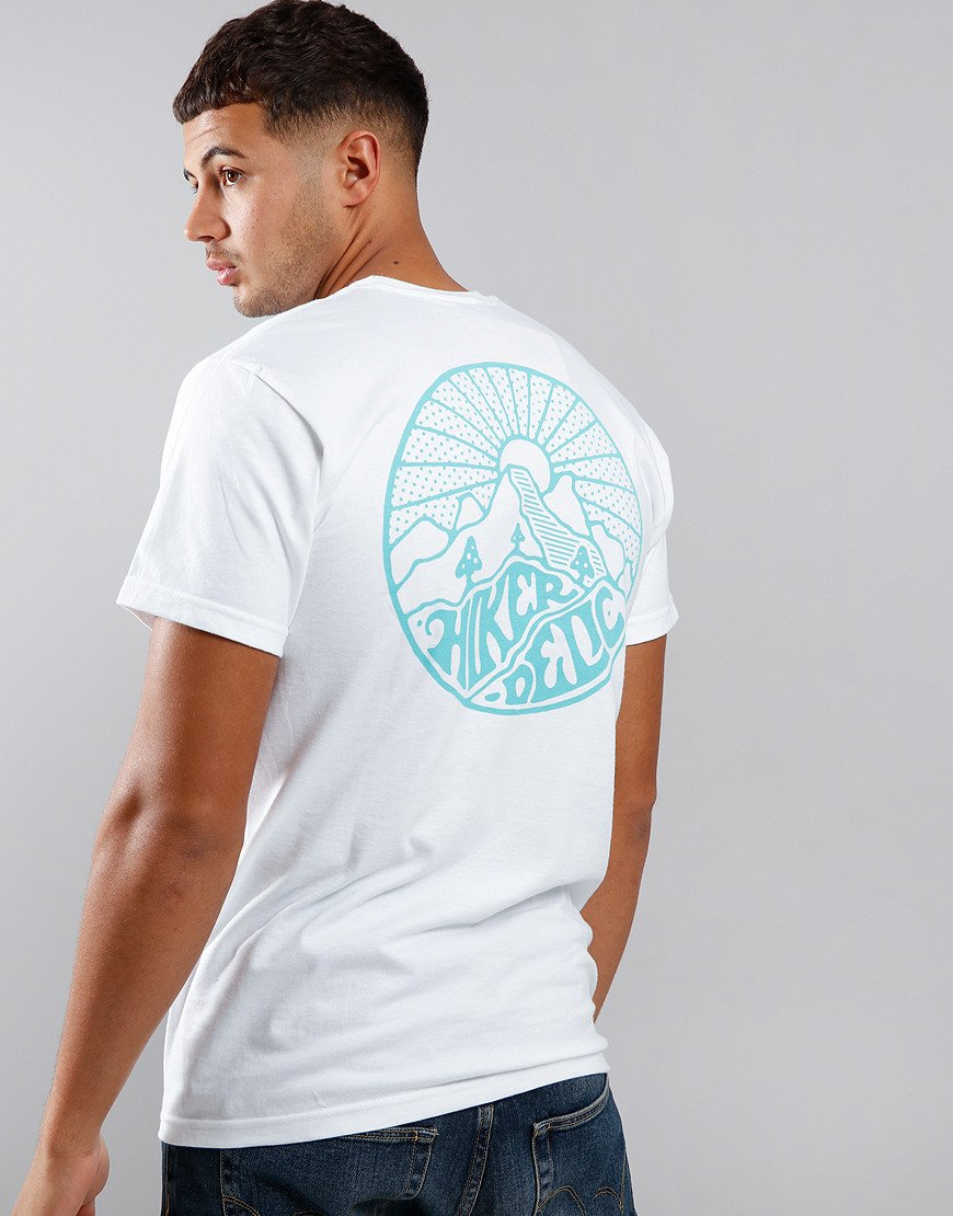 Hikerdelic Core T-Shirt  White