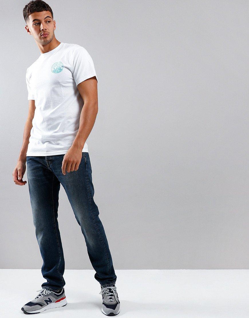 Hikerdelic Core T-Shirt  White