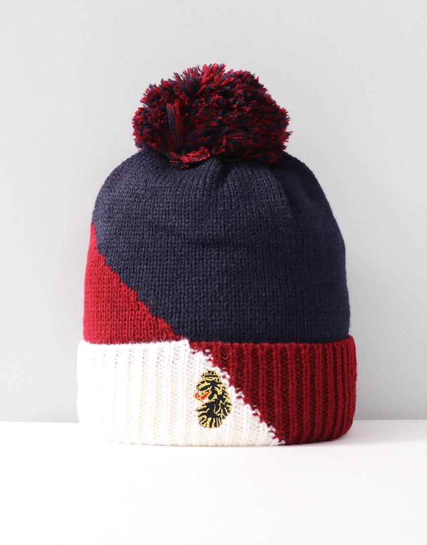 Luke 1977 Hinault Knitted Hat Navy