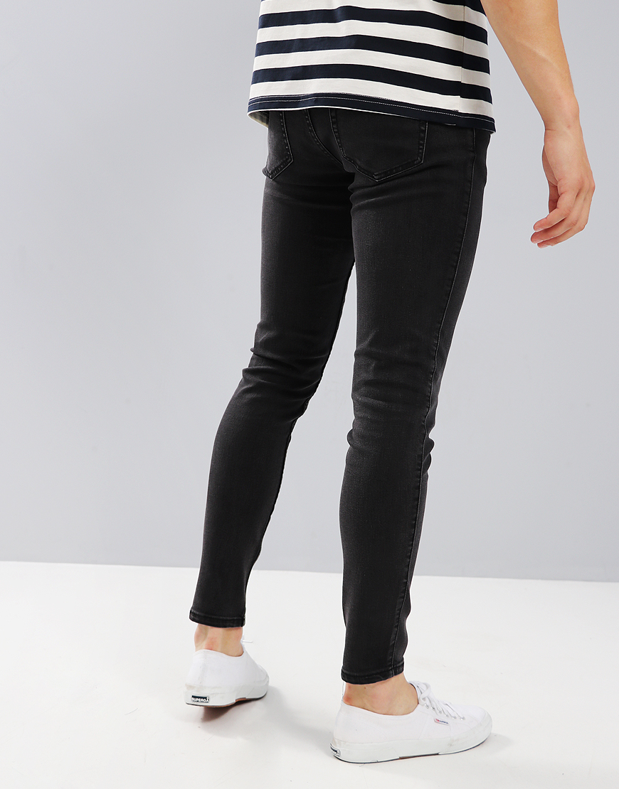 Farah Howells Skinny Fit Jeans Charcoal