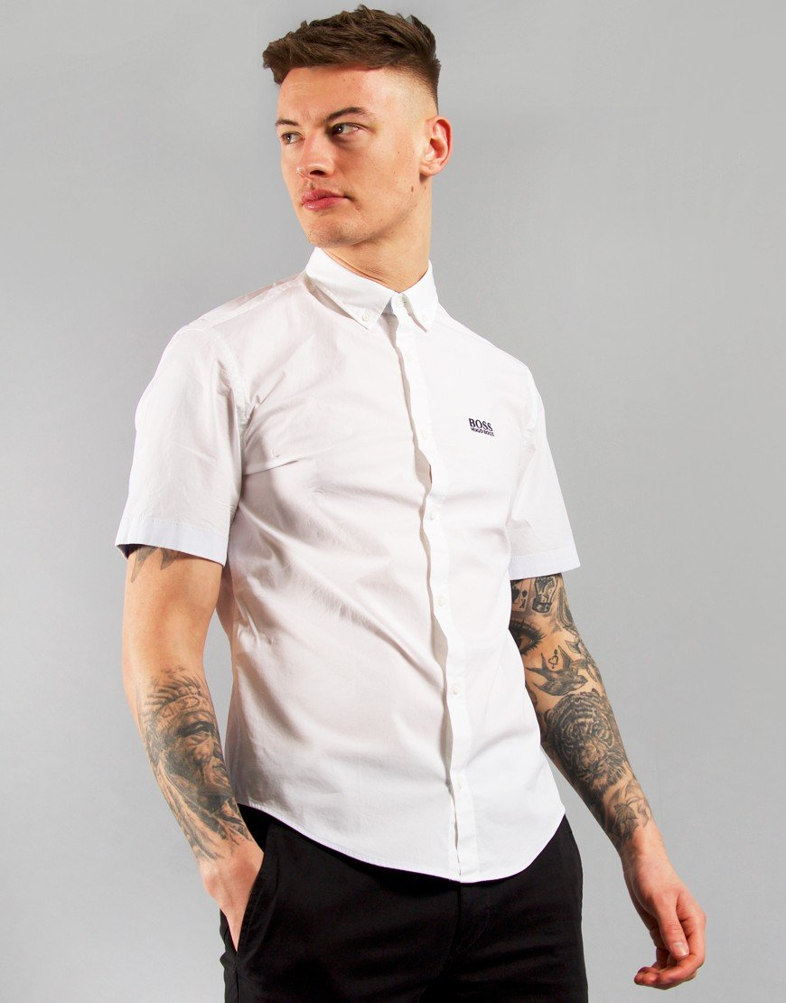 BOSS Biadia_R Shirt White