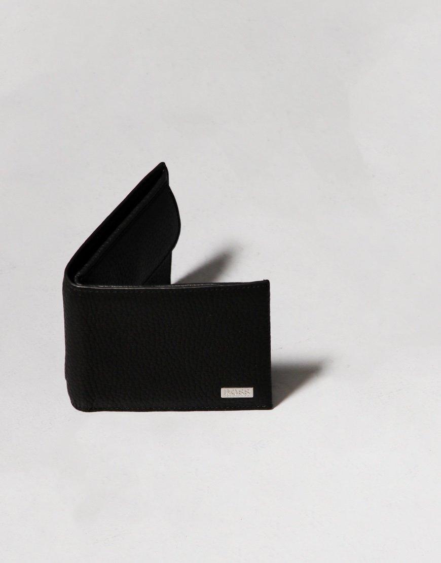 BOSS Bodywear Crosstown_4 Card Coin Holder Black