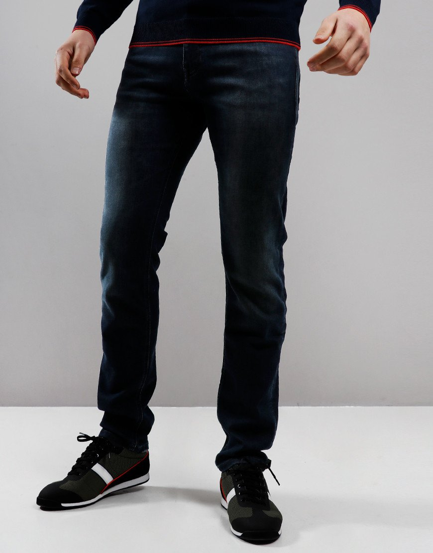 BOSS Delaware BC-L-P Jeans Navy