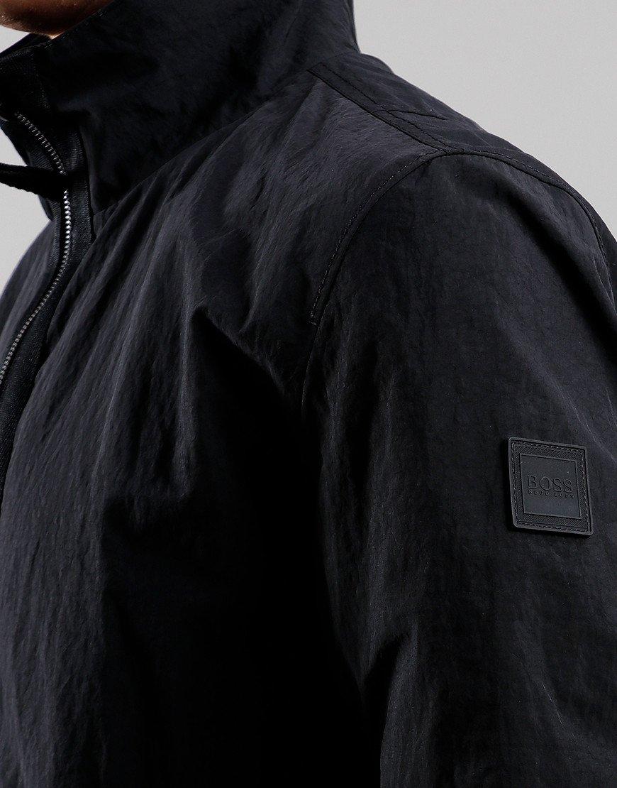 BOSS Ondito Jacket Black