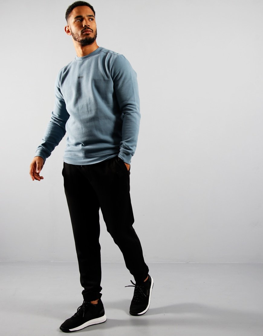 BOSS Weevo Sweatshirt Dark Grey