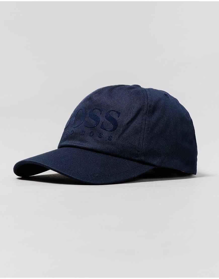 BOSS Fritz-2 Cap Dark Blue