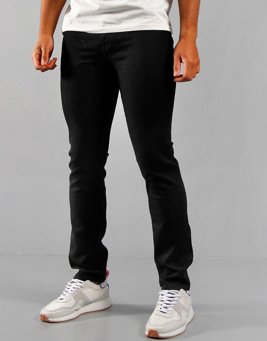 BOSS Delaware Slim Fit Jeans Black