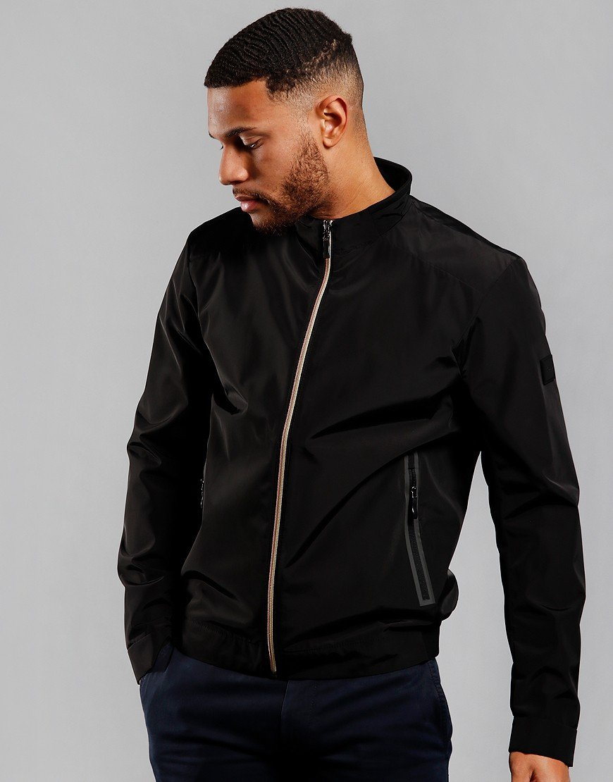 BOSS Athleisure J Laser Jacket Black