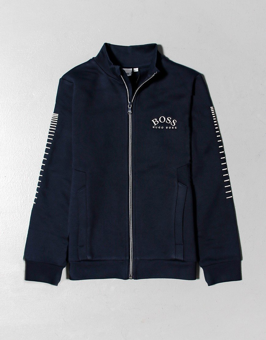BOSS Kids Curve Track Top Navy