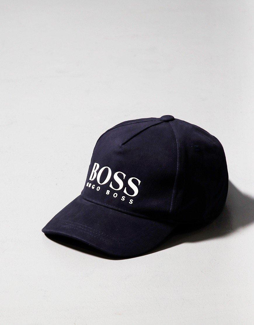 BOSS Kids Cap Navy