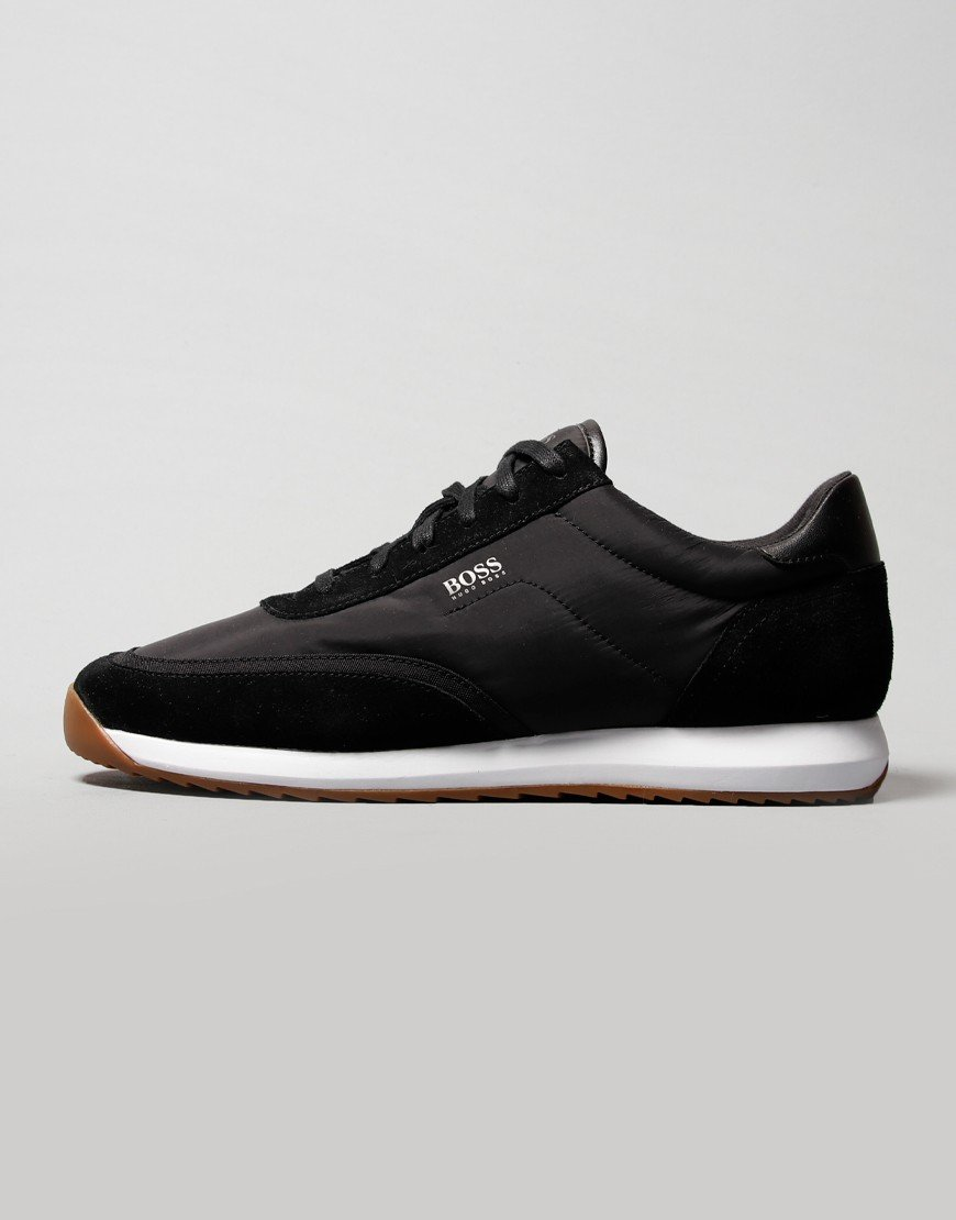 BOSS Sonic SDNY Trainers Black