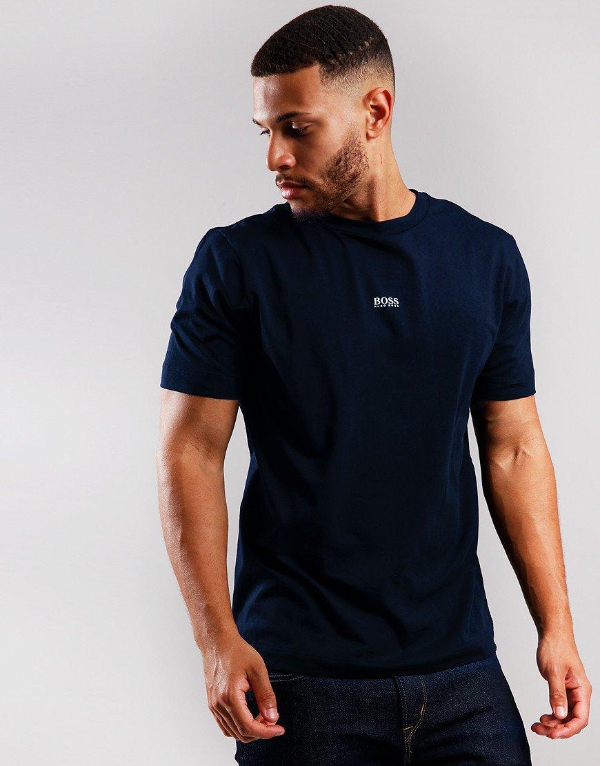 BOSS TChup T-Shirt Dark Blue